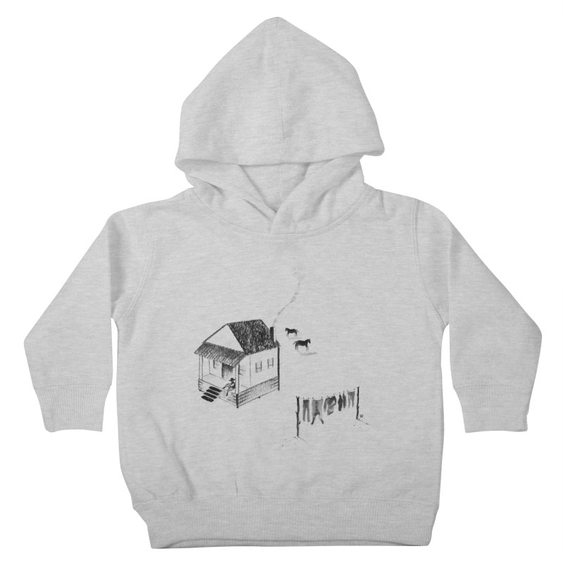 A Moment Kids Toddler Pullover Hoody by Laura OConnor's Artist Shop