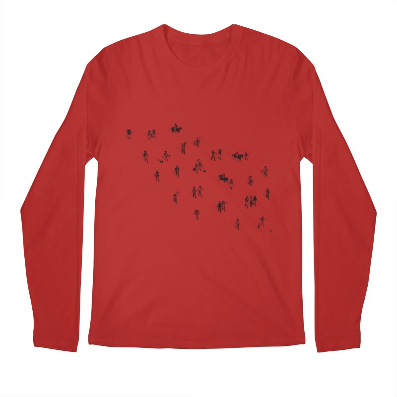 Going Places Men's Longsleeve T-Shirt by Laura OConnor's Artist Shop