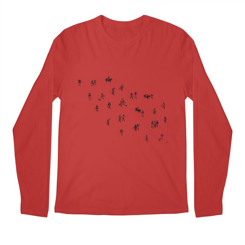 Going Places Men's Longsleeve T-Shirt by Laura OConnor's Artist Shop