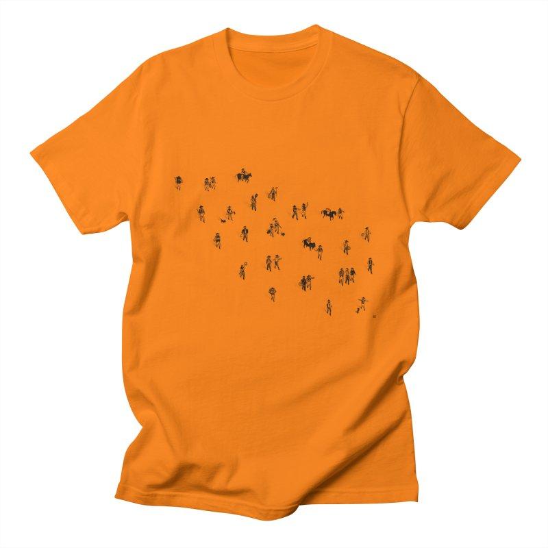 Going Places Men's T-shirt by Laura OConnor's Artist Shop