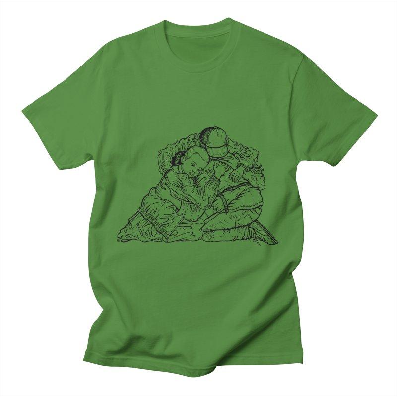 Stranger Things Men's T-Shirt by Laura OConnor