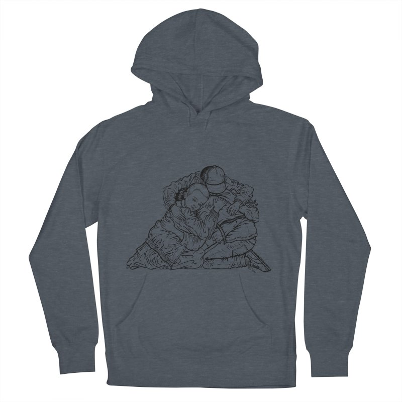 Stranger Things Men's Pullover Hoody by Laura OConnor's Artist Shop