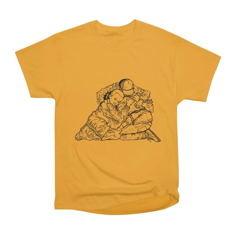 Stranger Things Women's Classic Unisex T-Shirt by Laura OConnor's Artist Shop