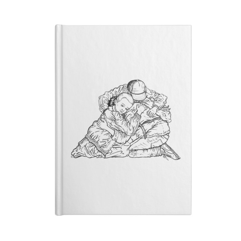Stranger Things Accessories Notebook by Laura OConnor's Artist Shop