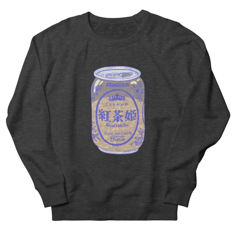 Royal Tea Women's French Terry Sweatshirt by Laura OConnor