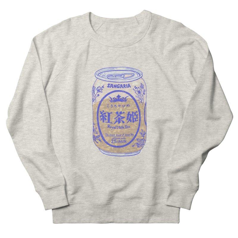 Royal Tea Women's French Terry Sweatshirt by Laura OConnor's Artist Shop