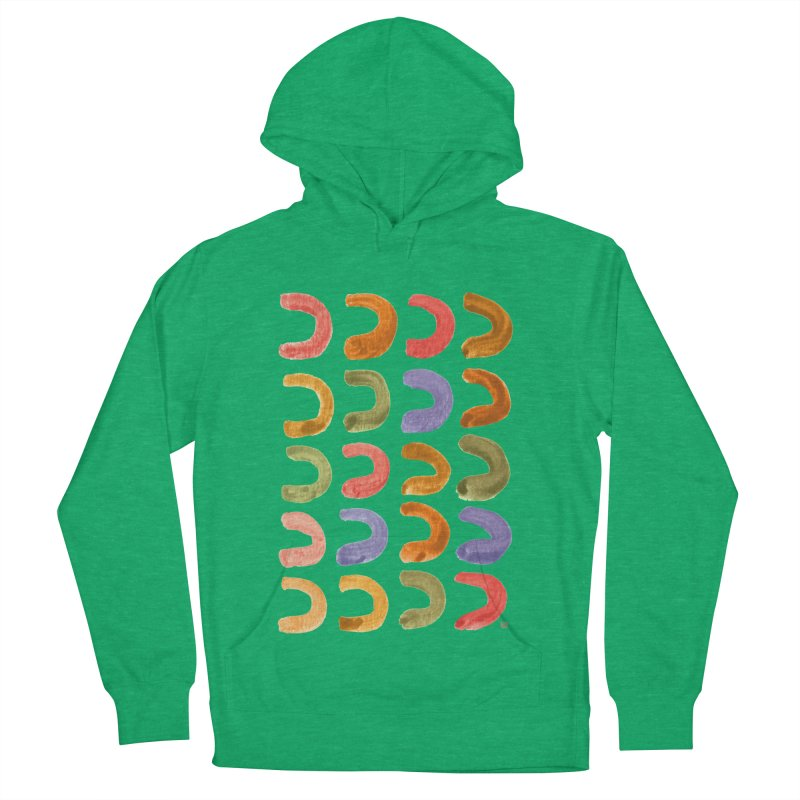 Fruit Loops Men's French Terry Pullover Hoody by Laura OConnor's Artist Shop
