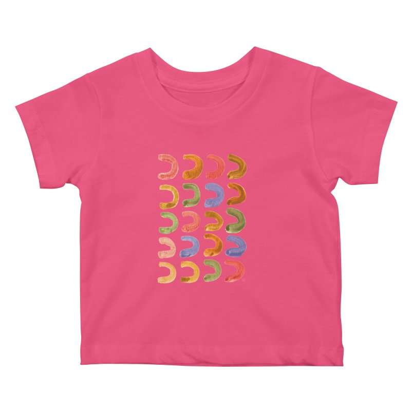 Fruit Loops Kids Baby T-Shirt by Laura OConnor