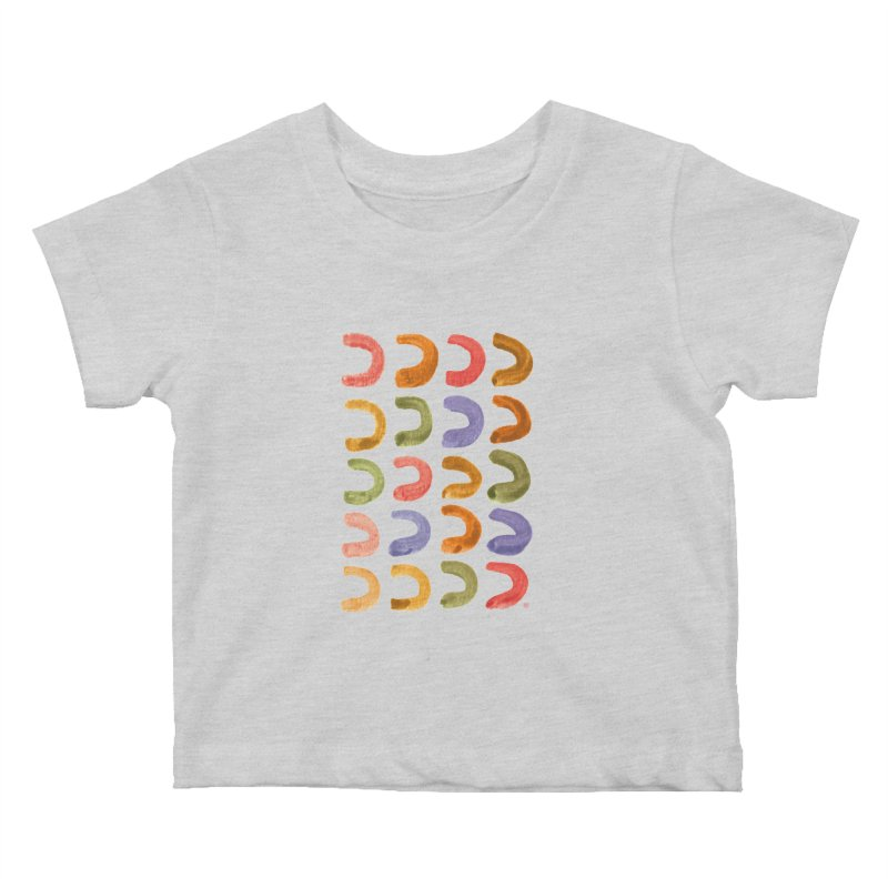 Fruit Loops Kids Baby T-Shirt by Laura OConnor's Artist Shop
