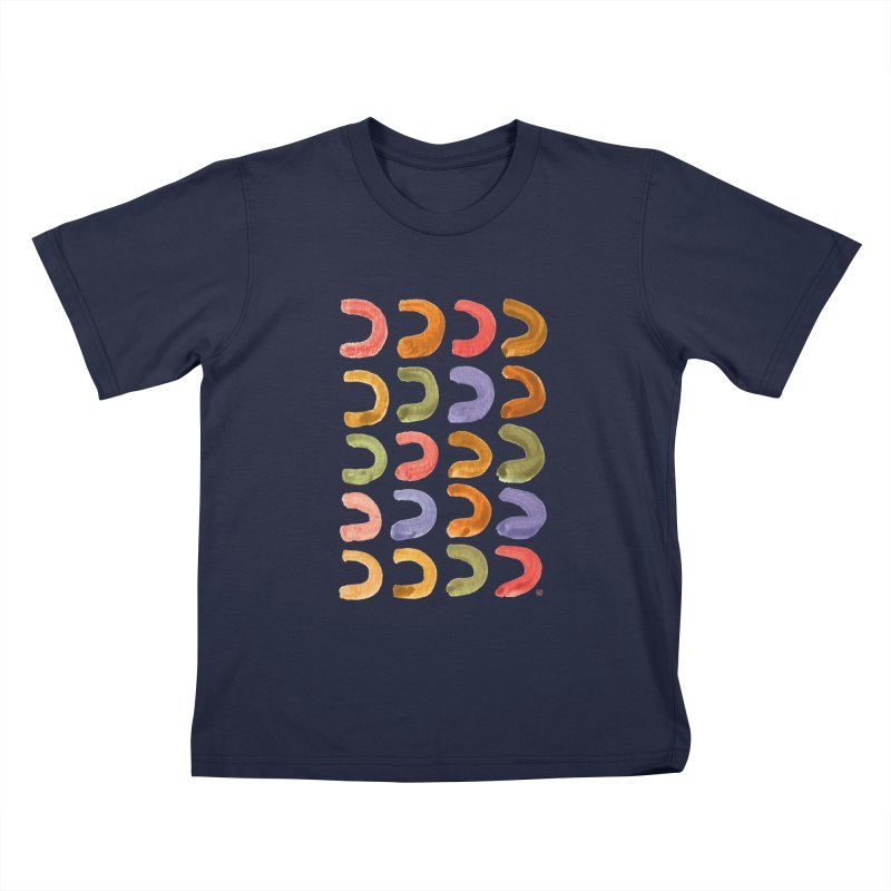 Fruit Loops Kids T-Shirt by Laura OConnor