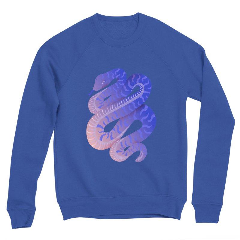 Serpent Women's Sweatshirt by Laura OConnor