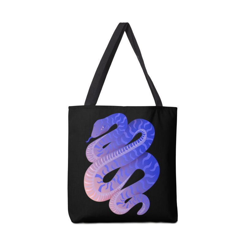 Serpent Accessories Bag by Laura OConnor