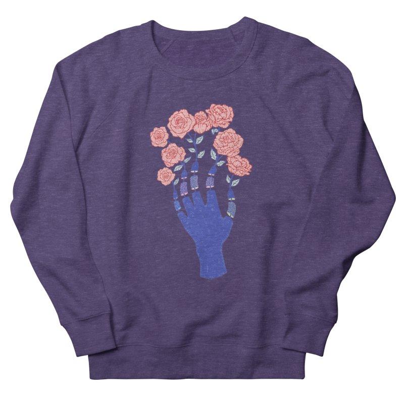 Grow Women's French Terry Sweatshirt by Laura OConnor's Artist Shop