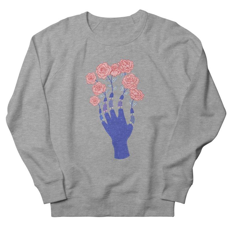 Grow Women's French Terry Sweatshirt by Laura OConnor