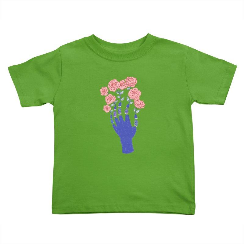 Grow Kids Toddler T-Shirt by Laura OConnor