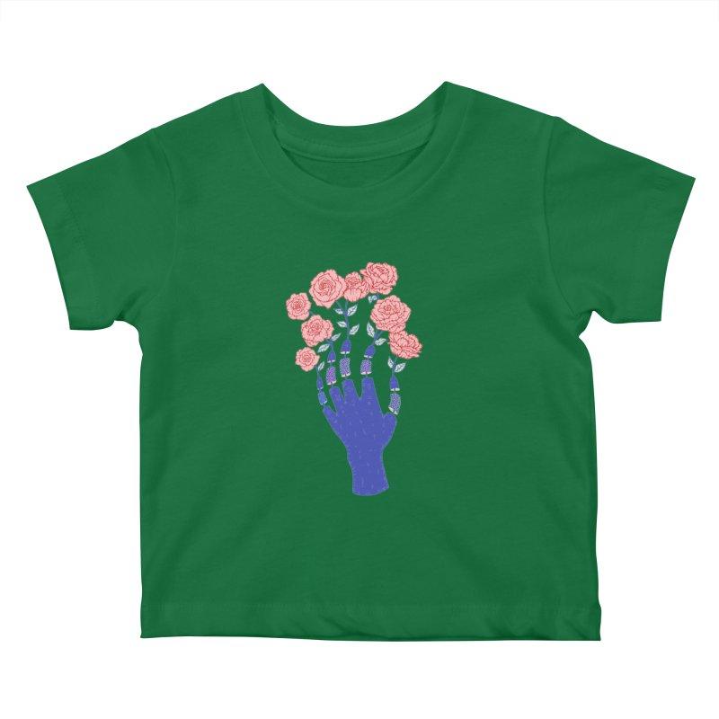 Grow Kids Baby T-Shirt by Laura OConnor
