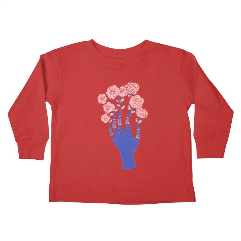 Grow Kids Toddler Longsleeve T-Shirt by Laura OConnor
