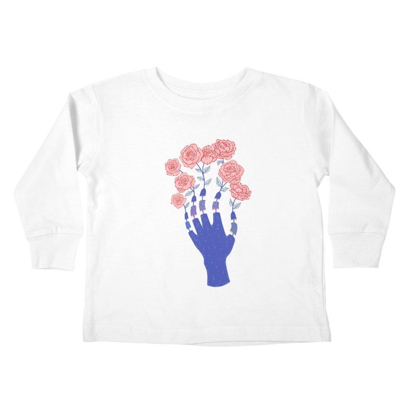 Grow Kids Toddler Longsleeve T-Shirt by Laura OConnor's Artist Shop