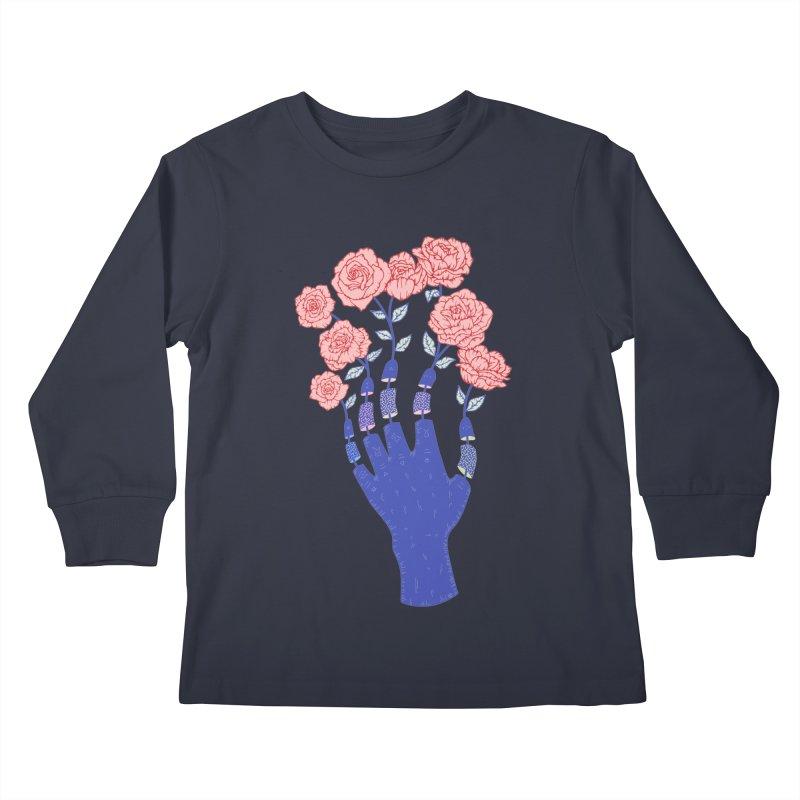 Grow Kids Longsleeve T-Shirt by Laura OConnor