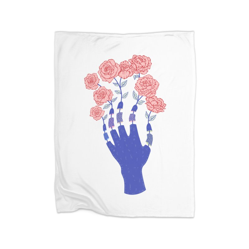 Grow Home Blanket by Laura OConnor