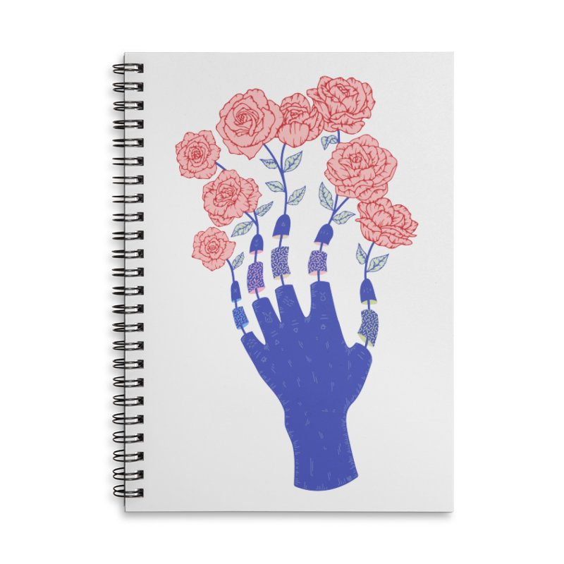 Grow Accessories Notebook by Laura OConnor