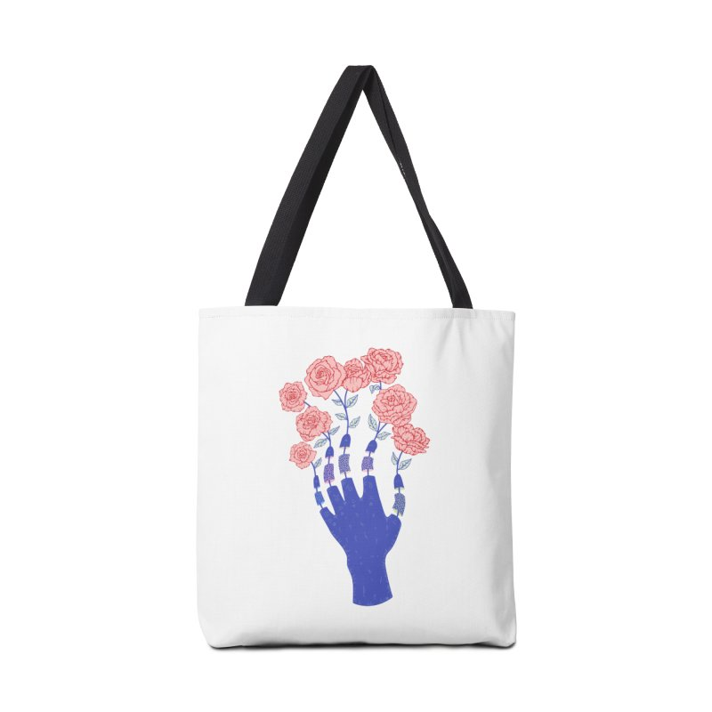 Grow Accessories Bag by Laura OConnor's Artist Shop
