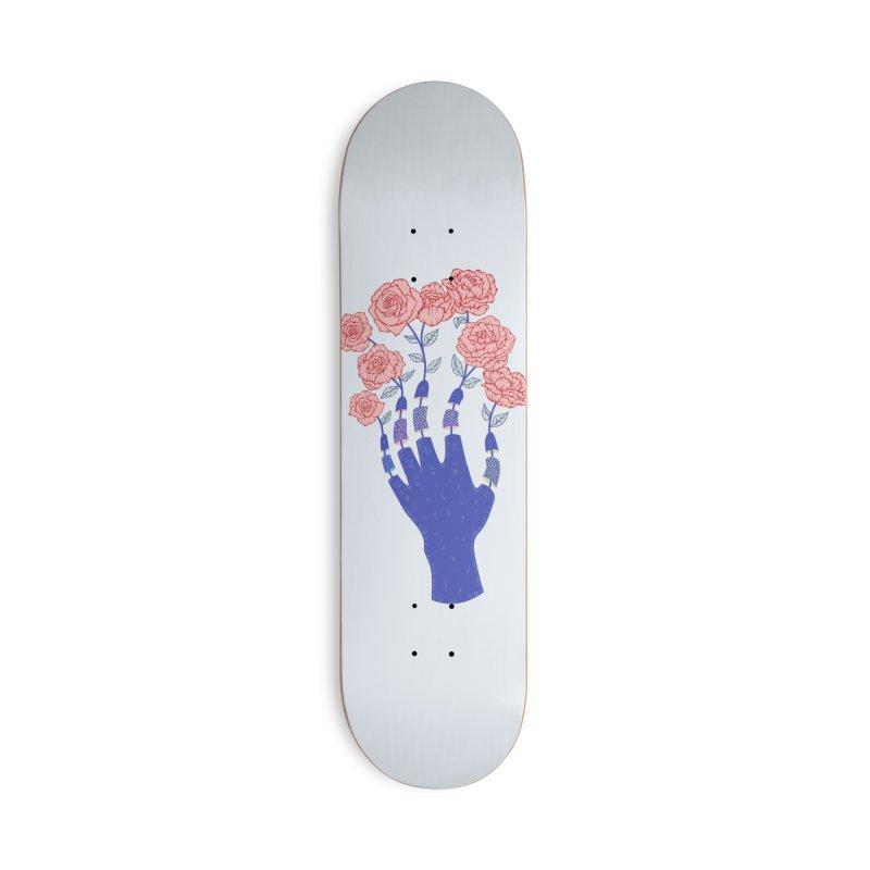 Grow Accessories Skateboard by Laura OConnor