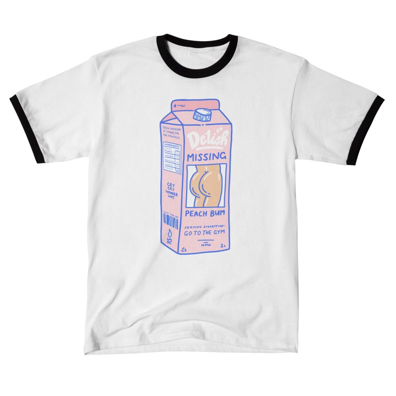 Missing Men's T-Shirt by Laura OConnor