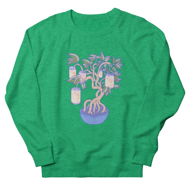 Peach Tree Women's French Terry Sweatshirt by Laura OConnor