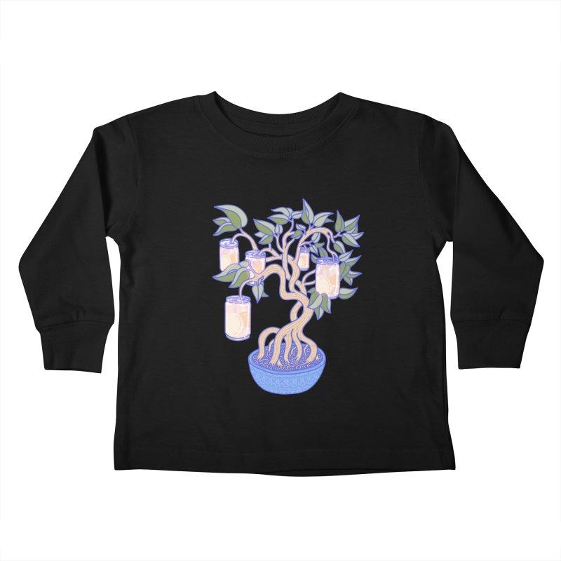 Peach Tree Kids Toddler Longsleeve T-Shirt by Laura OConnor