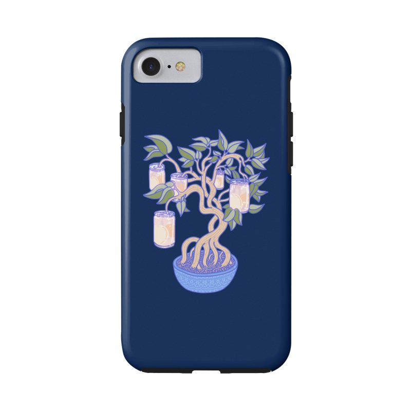 Peach Tree Accessories Phone Case by Laura OConnor's Artist Shop
