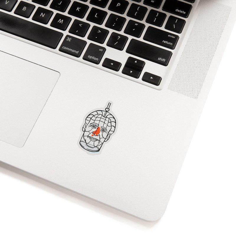Nicolas Bird Cage Accessories Sticker by LAURA SANDERS