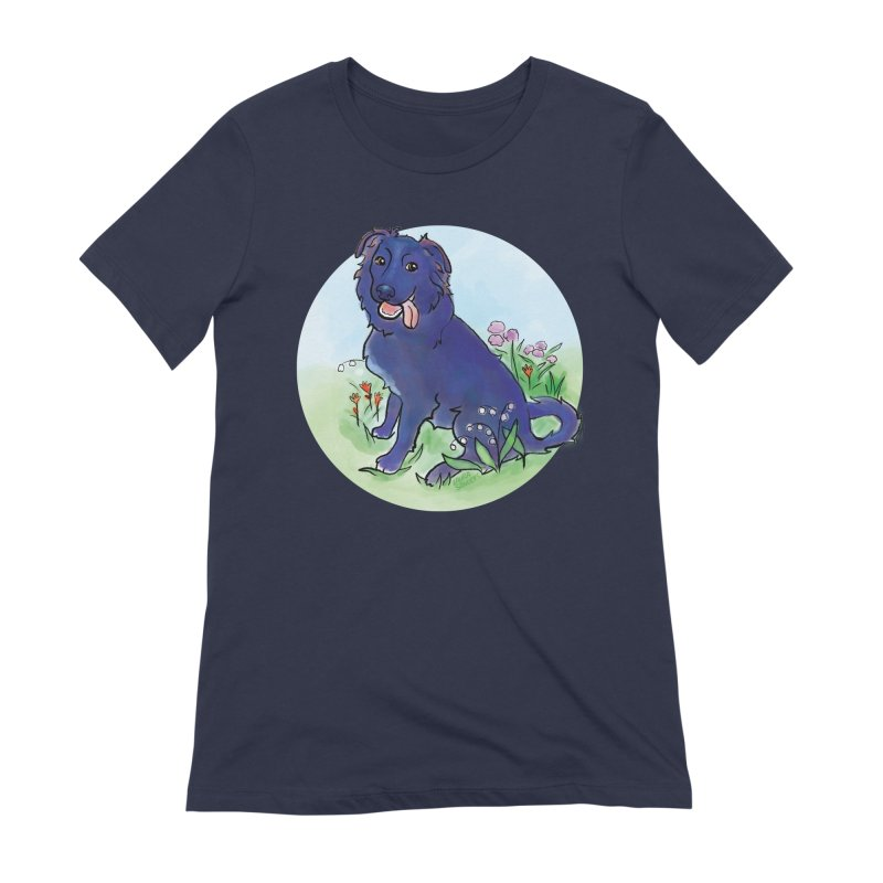Opal! Women's Extra Soft T-Shirt by LAURA SANDERS