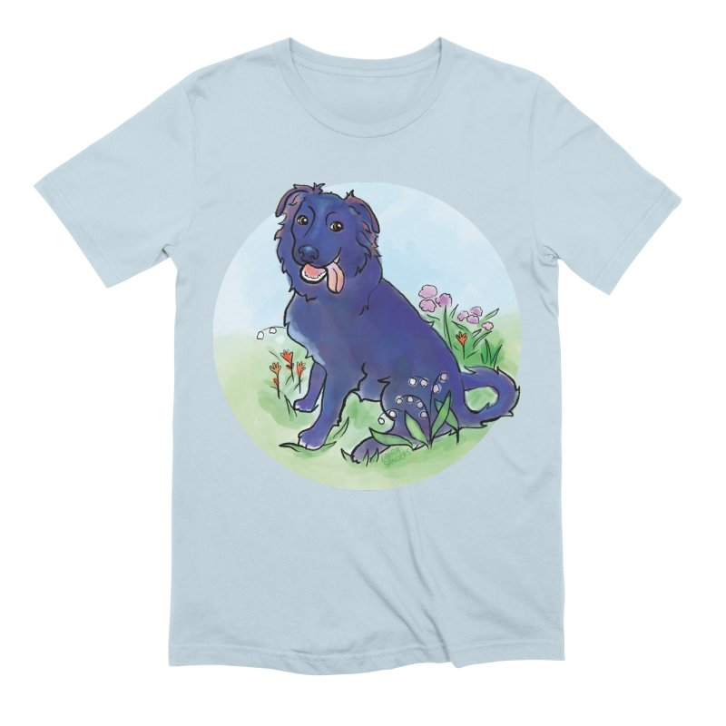 Opal! Men's Extra Soft T-Shirt by LAURA SANDERS