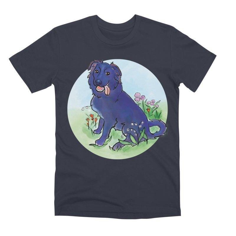 Opal! Men's T-Shirt by LAURA SANDERS