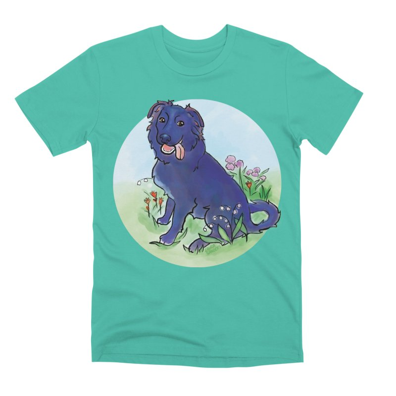 Opal! Men's Premium T-Shirt by LAURA SANDERS