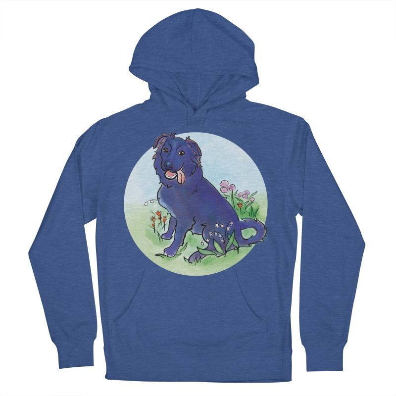 Opal! Women's French Terry Pullover Hoody by LAURA SANDERS