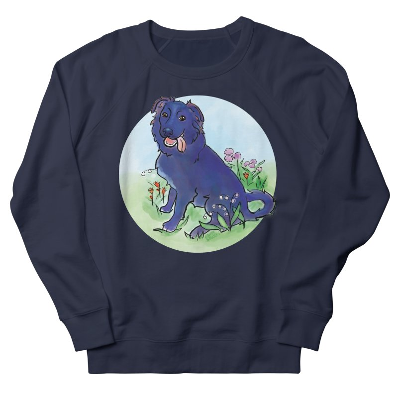 Opal! Men's French Terry Sweatshirt by LAURA SANDERS