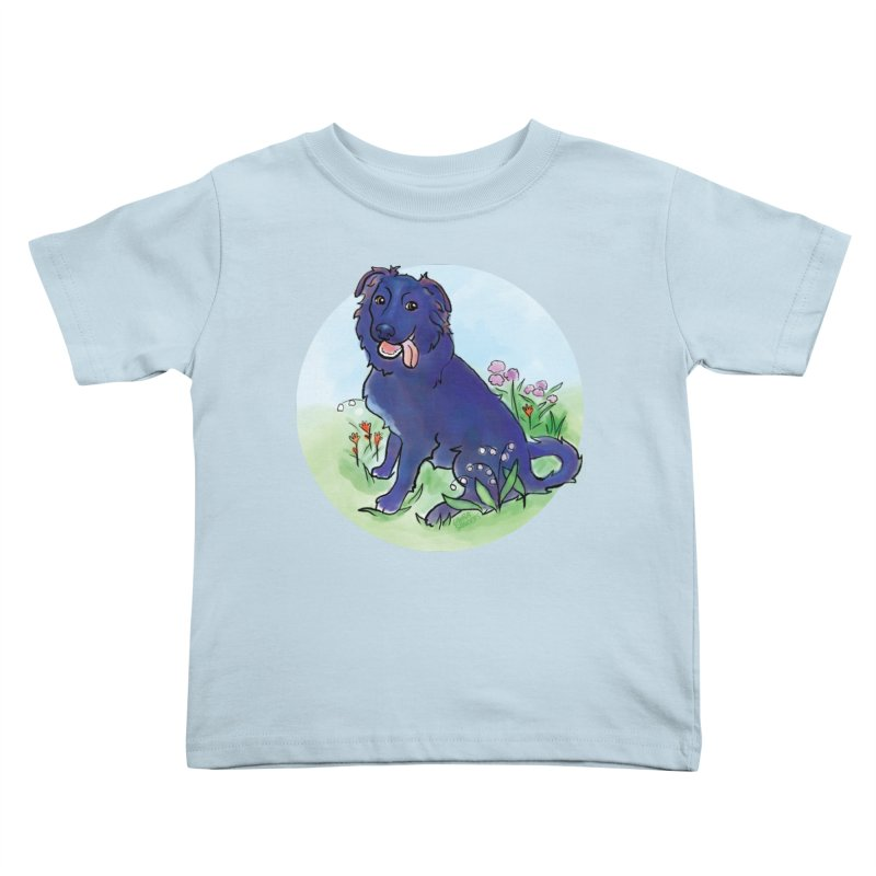 Opal! Kids Toddler T-Shirt by LAURA SANDERS
