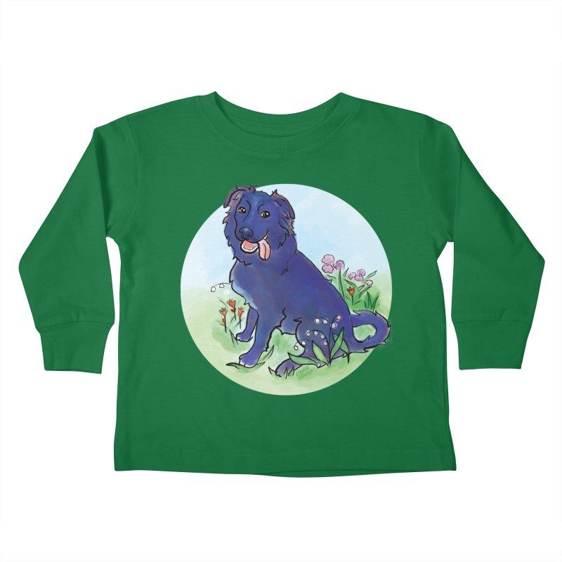 Opal! Kids Toddler Longsleeve T-Shirt by LAURA SANDERS