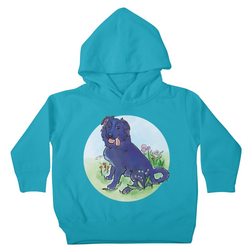 Opal! Kids Toddler Pullover Hoody by LAURA SANDERS