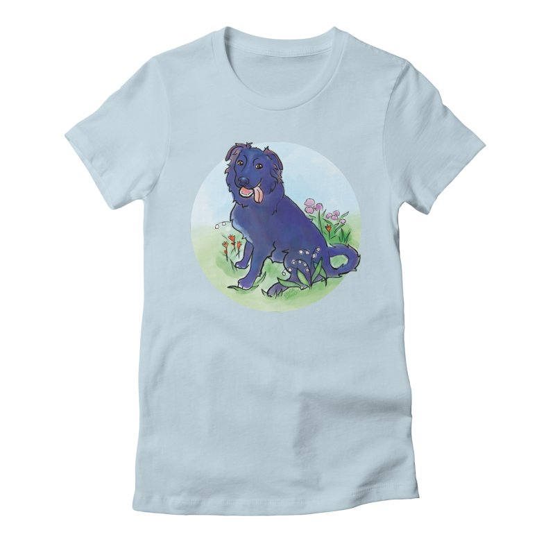 Opal! Women's Fitted T-Shirt by LAURA SANDERS