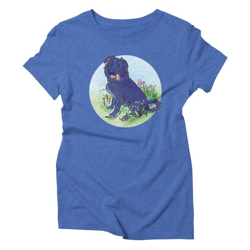 Opal! Women's Triblend T-Shirt by LAURA SANDERS