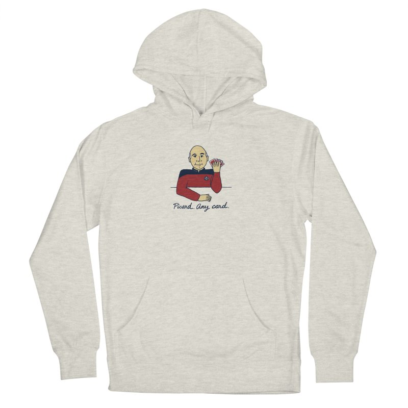 Captain Picard Women's Pullover Hoody by laurastead's Artist Shop