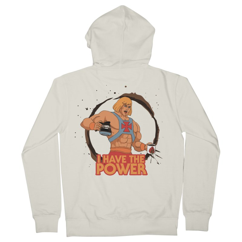 Master of the Brewniverse Women's French Terry Zip-Up Hoody by laurastead's Artist Shop