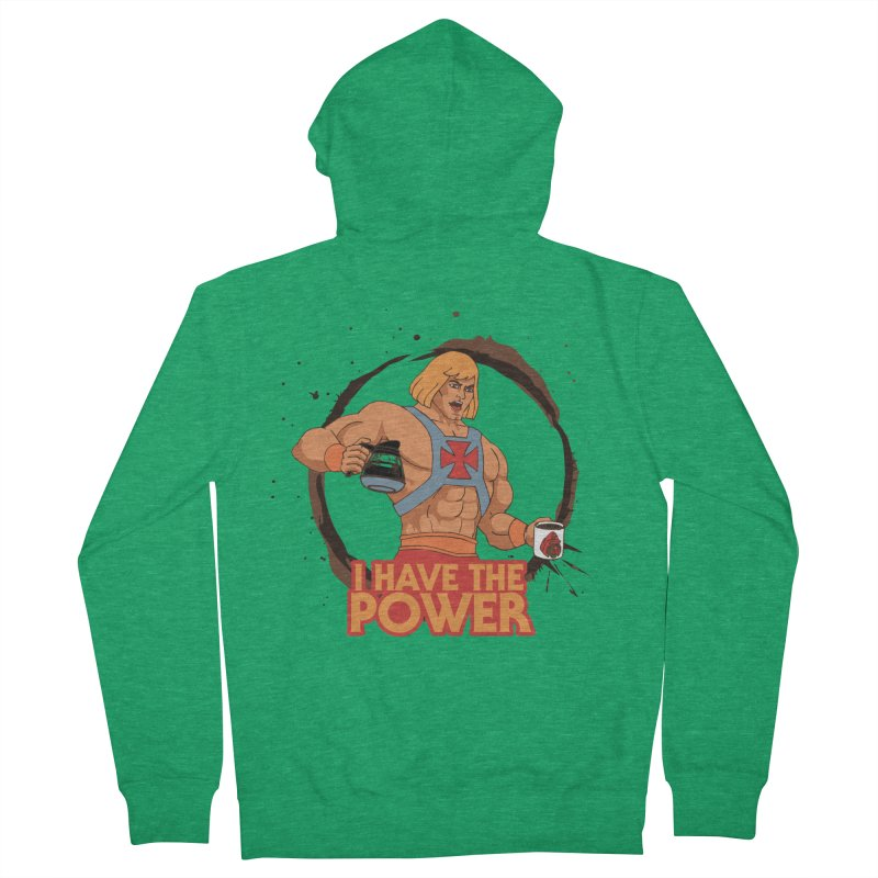Master of the Brewniverse Men's Zip-Up Hoody by laurastead's Artist Shop