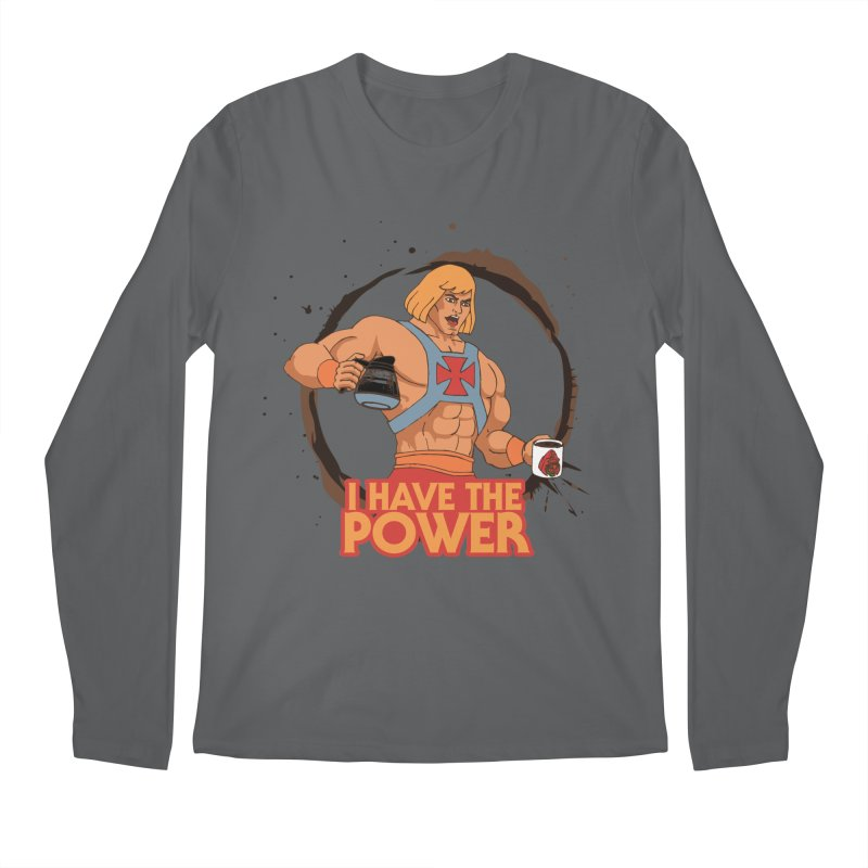 Master of the Brewniverse Men's Regular Longsleeve T-Shirt by laurastead's Artist Shop