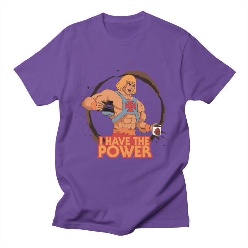 Master of the Brewniverse Men's Regular T-Shirt by laurastead's Artist Shop