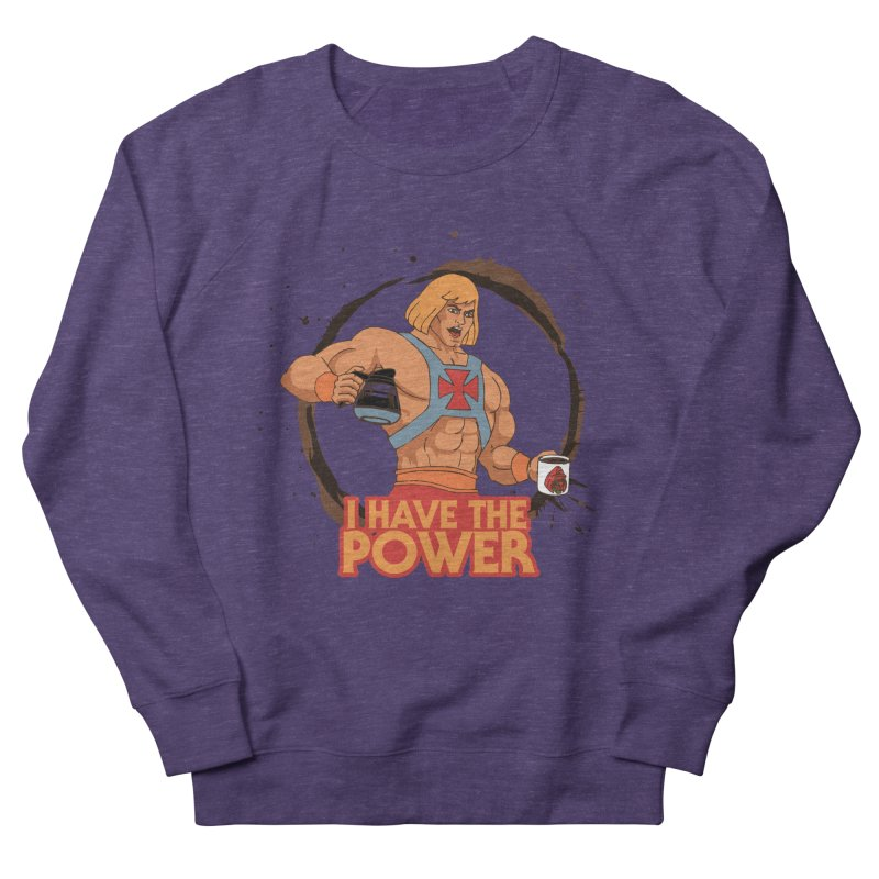Master of the Brewniverse Men's French Terry Sweatshirt by laurastead's Artist Shop