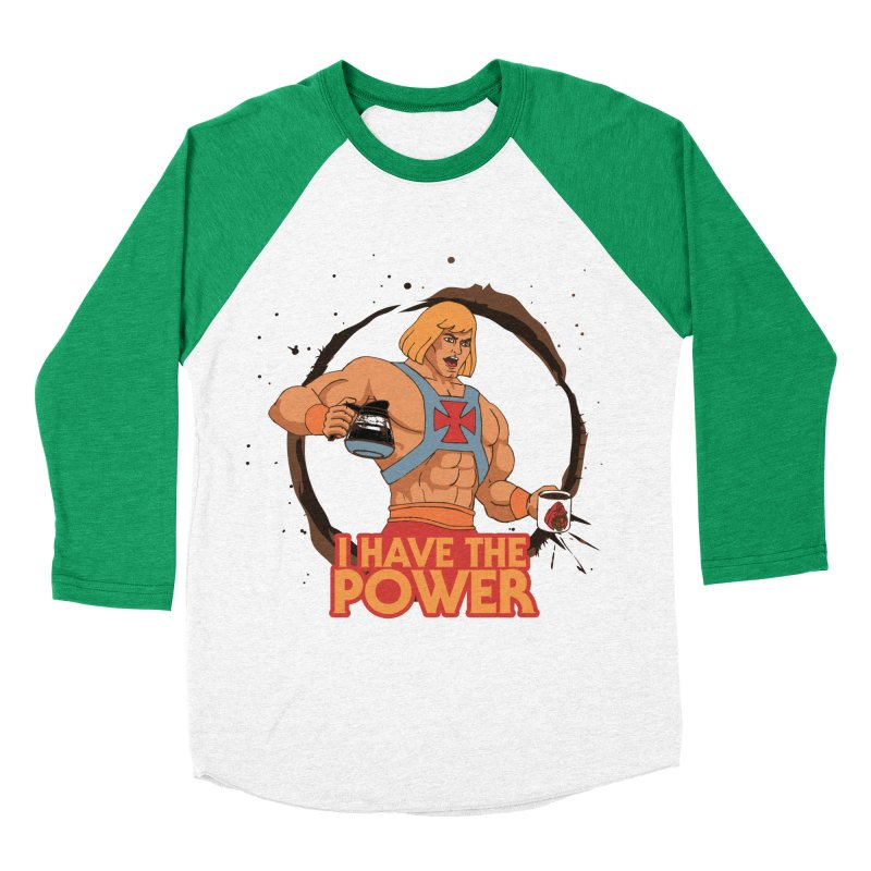 Master of the Brewniverse Men's Baseball Triblend T-Shirt by laurastead's Artist Shop